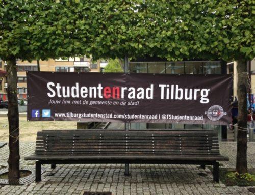 Studenten denken mee over Tilburgse studentenkwesties tijdens Startdag